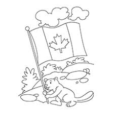 10 best beaver coloring pages for toddlers