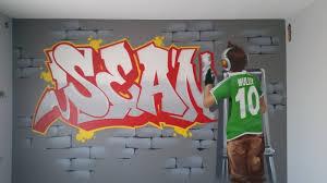 graffiti chambre chambre prénom graffiti le de drop