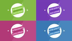 shape logo intro free after effects templates free after effects