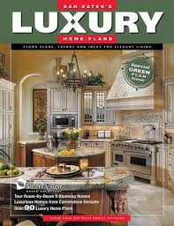 Luxury Home Plan Designs Luxury Home Plans 6 Sater Design Collection