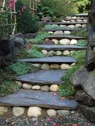 How To Design My Backyard by 20 Really Interesting Ideas How To Design Stairs In The Garden
