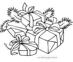 25 ideias exclusivas de christmas present coloring pages no