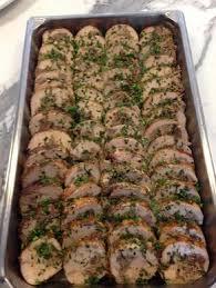 boneless turkey cooked boneless turkey breast stuffed with a turkey thigh