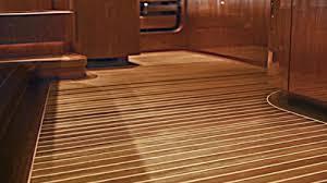 wonderful teak flooring maritime cabin sole flooring custom yacht