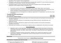 free guest service manager resume example resume appealing work