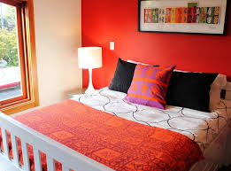 Orange Ideas Home Decor Pinterest Bedroom Wall Colors - Bright colored bedrooms