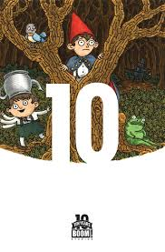 exclusive pat mchale announces u0027over the garden wall u0027 comic book