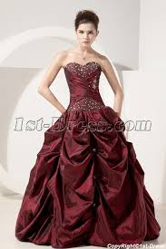 maroon quinceanera dresses burgundy simple quinceanera dresses discount 1st dress