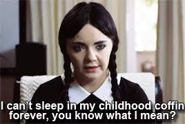 Wednesday Addams Meme - wednesday addams gif by gami find download on gifer