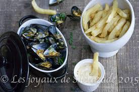 cuisiner moule moules marinières classiques sans vin les joyaux de sherazade