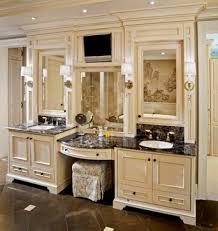 master bathroom vanities ideas master bathroom vanity with makeup area design pictures remodel