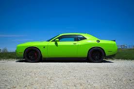 Dodge Challenger Tire Size - 10 5