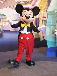 eat mickey mouse