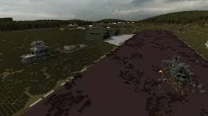 dayz maps the only map in the dayz minecraft scale 1 1 maps