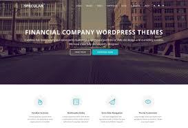 2017 Design Colors 17 Best Financial Company Wordpress Themes 2017 Colorlib