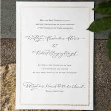 wedding invitations martha stewart weddings