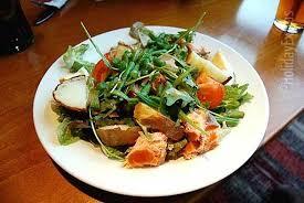 restaurant cuisine nicoise salmon nicoise salad healthy choices picture of thyme