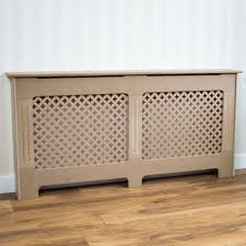 modern traditional furniture radiator cover white unfinished modern traditional wood grill