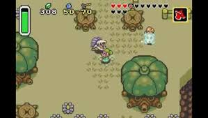 the legend of zelda a link to the past game boy advance review
