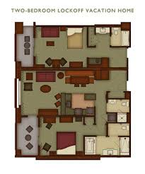 Saratoga Springs Grand Villa Floor Plan Grand Californian Super Thread Updated 11 7 13 Page 23 The Dis