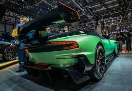 green aston martin aston martin vulcan for sale production 24 cars cars
