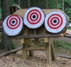 targets for knife throwing