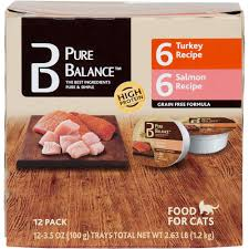 pure balance 95 percent beef and chicken wet dog food 12 5 oz
