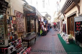 tattoo parlor of old town bazaar kaleici in kusadasi jpg hi res
