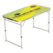 Hockey Beer Pong Table Tailgate Beer Pong Tables Zazzle