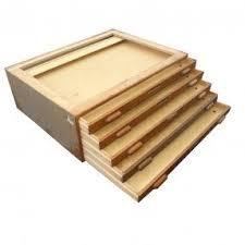Wood Flat File Cabinet Flat File Cabinets Foter