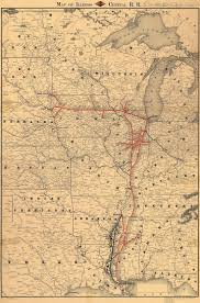 Ohio Railroad Map by 172 Best Maps Of Train Routes Images On Pinterest Train