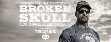 Challenge And Steve Steve S Broken Skull Challenge Home