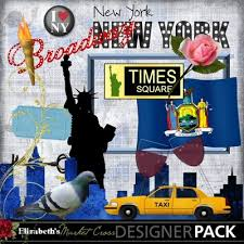 New York travel kits images Digital scrapbooking kits new york page kit zed celebrations jpg