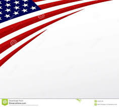 American Flag Powerpoint Background Usa Flag United States Flag Background Vector Stock Vector