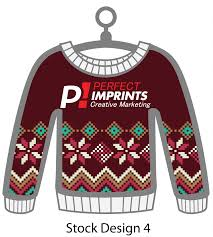 20 new and exclusive ugly sweater christmas ornaments custom