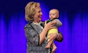 chelsea clinton u0027s baby could be the next secretary of state