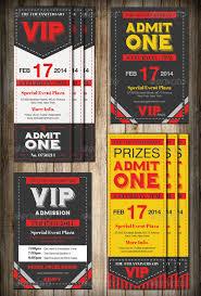 27 ticket invitation templates u2013 free sample example format