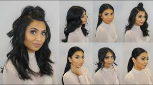 hair styles for going out going out unwashed hairstyles youtube