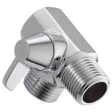 kitchen faucet splitter u4922 pk shower arm diverter for shower