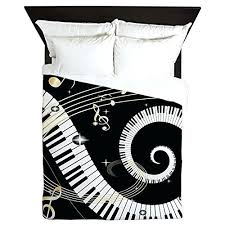 music themed queen comforter music themed bedding music bedding twin music themed duvet covers uk