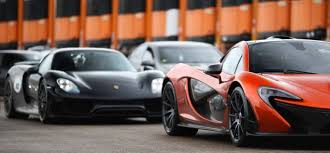 porsche mclaren p1 drag race mclaren p1 vs laferrari vs porsche 918 spyder video