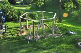 Ultimate Backyard Playground This Dad Built The Ultimate Backyard Hangout Diy Cozy Home