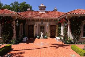Spanish Revival House Plans by Spanish Revival House Style House And Home Design