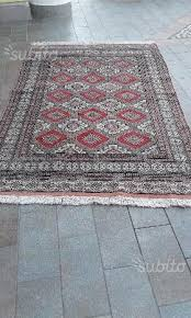bukhara tappeto tappeto bukhara kashmir pakistan arredamento e casalinghi in