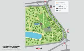 hyde park events tickets map travel seating plan
