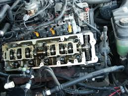 ford crown victoria passenger side valve cover replacement