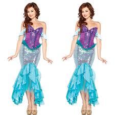 Womens Mermaid Halloween Costume Compare Prices Mermaid Halloween Costumes Shopping Buy