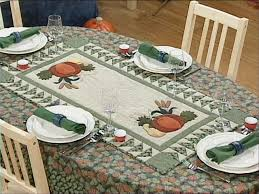 thanksgiving glitter images thanksgiving table runner hgtv