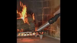 fireplace starter youtube