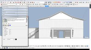 how to export 3d su building model to 2d dwg file with no hidden